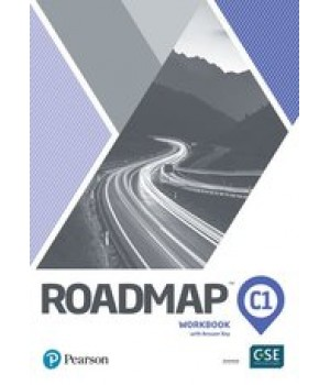 Робочий зошит Roadmap C1 Workbook with Key and Online Audio