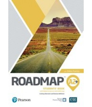 Підручник Roadmap A2+ Student's Book with Online Practice and Digital Resources and Mobile Application