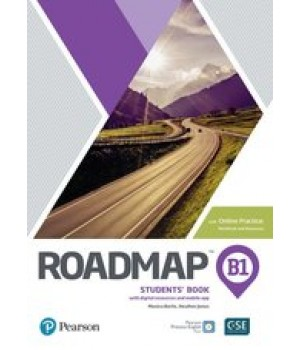 Учебник Roadmap B1 Student's Book with Online Practice and Digital Resources and Mobile Application