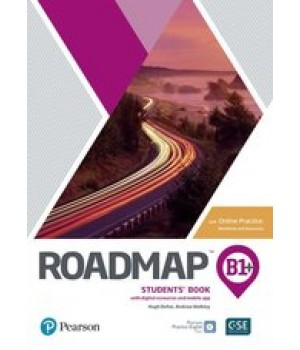 Учебник Roadmap B1+ Student's Book with Online Practice and Digital Resources and Mobile Application