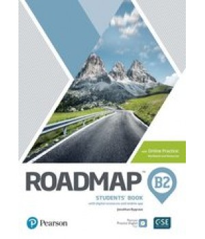 Підручник Roadmap B2 Student's Book with Online Practice and Digital Resources and Mobile Application