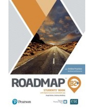 Підручник Roadmap B2+ Student's Book with Online Practice and Digital Resources and Mobile Application