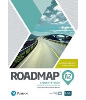 Підручник Roadmap A2 Student's Book with Online Practice and Digital Resources and Mobile Application