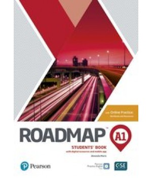 Підручник Roadmap A1 Student's Book with Online Practice and Digital Resources and Mobile Application