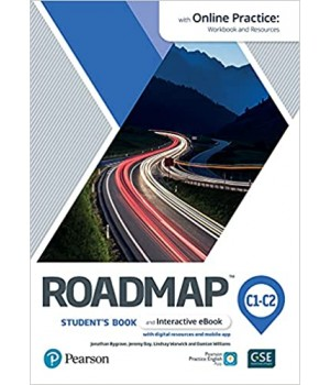 Підручник Roadmap C1 Student's Book with Online Practice and Digital Resources and Mobile Application