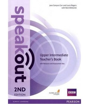 Підручник Speakout (2nd Edition) Upper-Intermediate Teacher's Guide with Resource & Assessment Disc