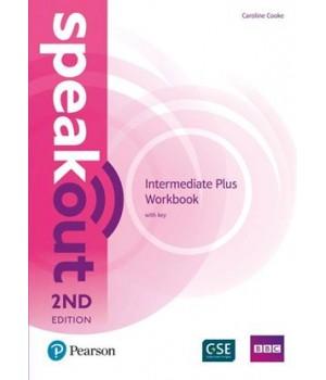 Робочий зошит Speakout (2nd Edition) Intermediate Plus Workbook with Key