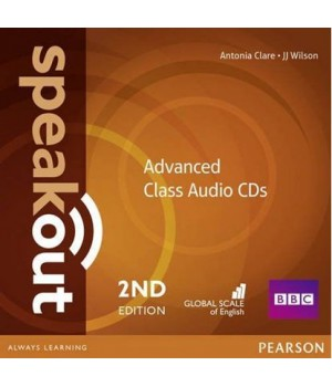 Диски Speakout (2nd Edition) Advanced Class CD (2)