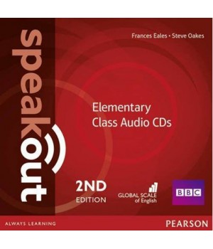 Диски Speakout (2nd Edition) Elementary Class CD (2)