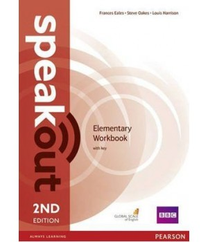 Робочий зошит Speakout (2nd Edition) Elementary Workbook with Key