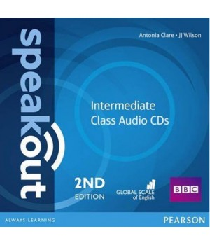 Диски Speakout (2nd Edition) Intermediate Class CD (2)