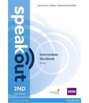 Робочий зошит Speakout (2nd Edition) Intermediate Workbook with Key