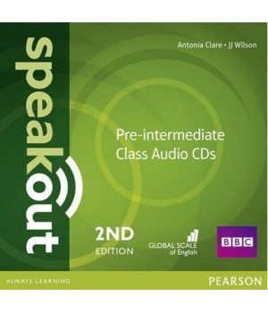 Диски Speakout (2nd Edition) Pre-Intermediate Class CD (2)