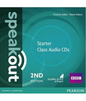 Диски Speakout (2nd Edition) Starter Class CD (2)