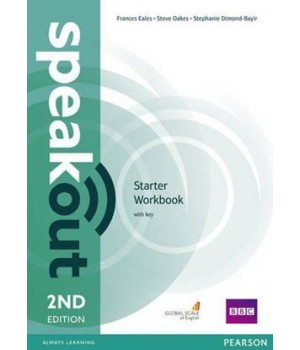 Робочий зошит Speakout (2nd Edition) Starter Workbook with Key