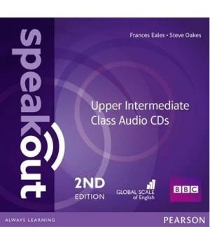 Диски Speakout (2nd Edition) Upper-Intermediate Class CD (2)