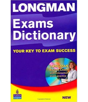 Словарь Longman Exams Dictionary Paper and CD-ROM