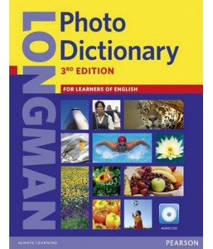 Словарь Longman Photo Dictionary British English Edition Paper with Audio CDs (2)