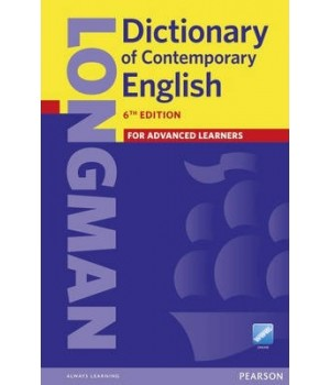 Словарь Longman Dictionary of Contemporary English 6th Edition Paper & Online access