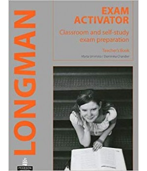 Книга для вчителя Longman Exam Activator Teacher's Book