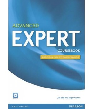 Підручник Advanced Expert (3rd Edition) Coursebook with Audio CD