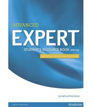 Підручник Advanced Expert (3rd Edition) Student Resource Book + Answer Key