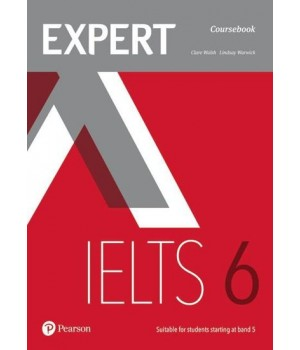 Підручник Expert IELTS Band 6 Students' Book with Online Audio