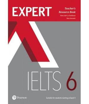 Книга для вчителя Expert IELTS Band 6 Teacher' Book