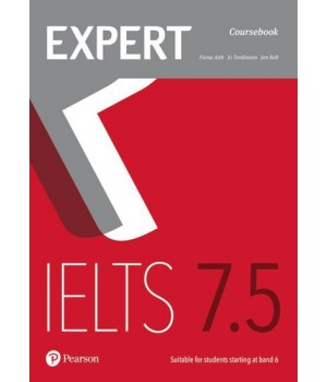 Підручник Expert IELTS Band 7.5 Students' Book with Online Audio