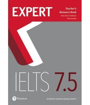 Книга для вчителя Expert IELTS Band 7.5 Teacher' Book