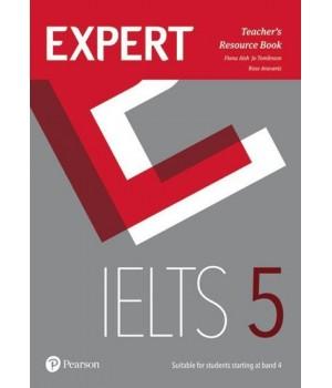 Книга для вчителя Expert IELTS Band 5 Teacher' Book
