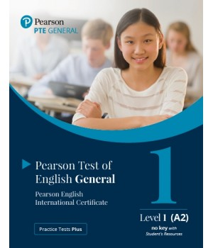 Підручник Practice Tests Plus PTE General A2 Student's Book
