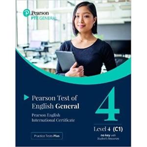 Підручник Practice Tests Plus PTE General C1-C2 Student's Book