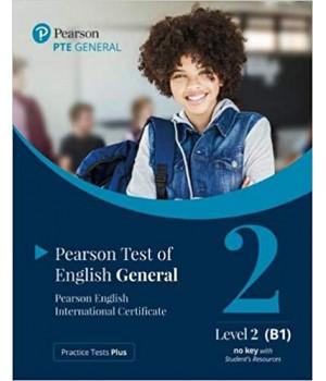 Підручник Practice Tests Plus PTE General B1 Student's Book