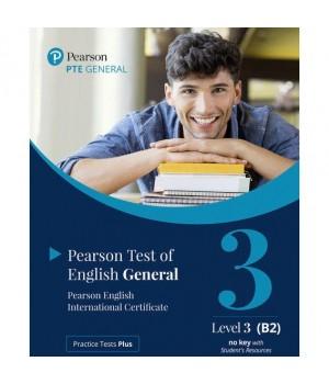 Підручник Practice Tests Plus PTE General B2 Student's Book