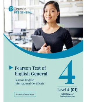 Книга для вчителя Practice Tests Plus PTE General C1-C2 Teacher's book with key