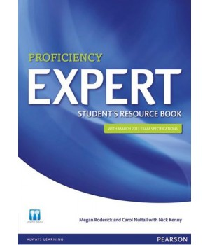 Підручник Proficiency Expert Student's Resource Book with Key