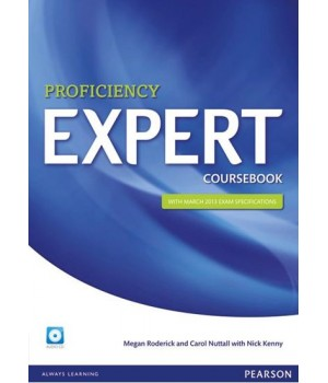Підручник Proficiency Expert Coursebook with Audio CDs