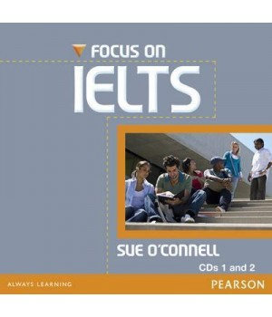 Диски Focus on IELTS New Edition Class CD (2)