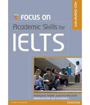 Підручник Focus on Academic Skills for IELTS New Edition Book with Audio CD