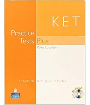 Підручник KET Practice Tests Plus Revised Edition Students' Book and Audio CD Pack