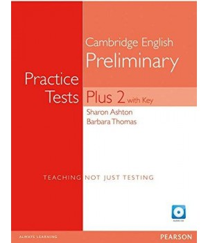 PET Practice Tests Plus 2 Students' Book (with key and Audio online)