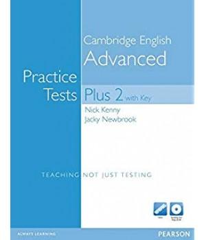 Тести Practice Tests Plus Advanced C1