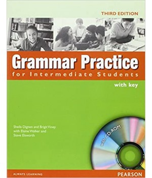 Граматика Grammar Practice for Intermediate Students with Key Pack