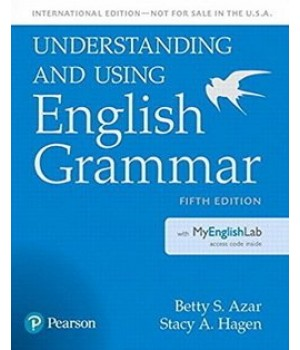 Підручник Understanding and Using English Grammar Student Book with MyEnglishLab