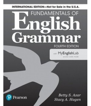 Підручник Fundamentals of English Grammar Student Book with MyEnglishLab