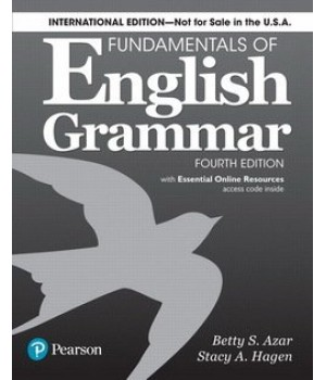 Підручник Fundamentals of English Grammar Student Book with Essential Online Resources