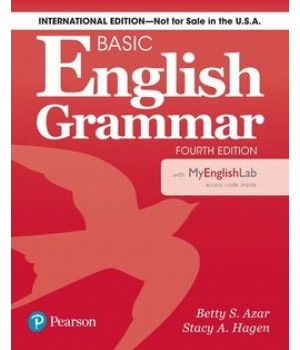 Підручник Basic English Grammar Student Book with MyEnglishLab