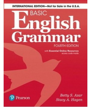 Підручник Basic English Grammar Student Book with Essential Online Resources