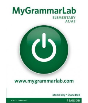 Підручник MyGrammarLab Elementary Without Key and MyLab Pack